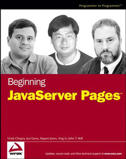 Beginning JavaServer Pages™