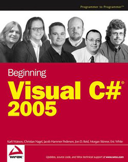 Beginning Visual C#® 2005