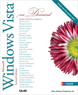 Microsoft Windows Vista On Demand, Second Edition