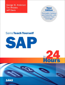 Sams Teach Yourself SAP in 24 Hours, Third Edition