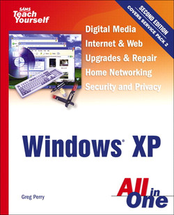 Sams Teach Yourself Windows XP All in One, Second Edition