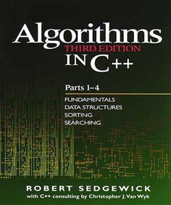 Algorithms Third Edition in C++