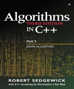 Algorithms in C++ Part 5: Graph Algorithms, Third Edition