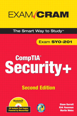 CompTIA Security+ Exam Cram, Second Edition