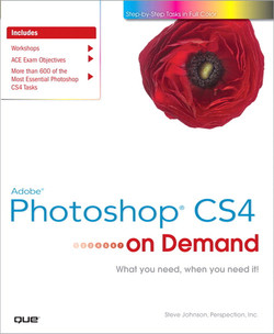 Adobe Photoshop CS4 on Demand