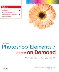 Adobe Photoshop Elements 7 on Demand
