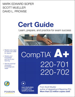 CompTIA A+ Cert Guide