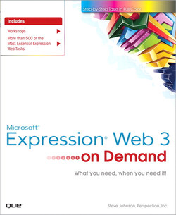 Microsoft® Expression® Web 3 On Demand
