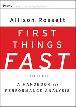 First Things Fast: A Handbook for Performance Analysis, Second Edition