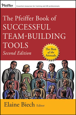 The Pfeiffer Book of Successful Team-Building Tools: The Best of the Annuals