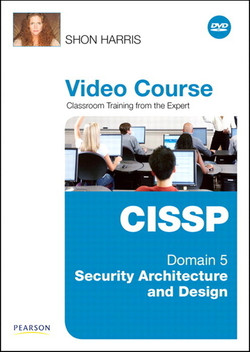 CISSP Video Course Domain 5 – Security Architecture and Design
