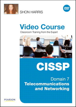 CISSP Video Course Domain 7 – Telecommunications and Networking