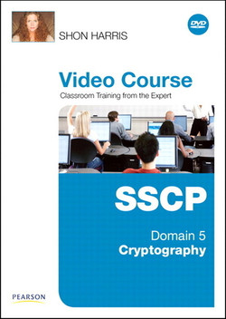 SSCP Video Course Domain 5 - Cryptography