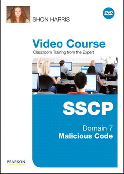 SSCP Video Course Domain 7 - Malicious Code