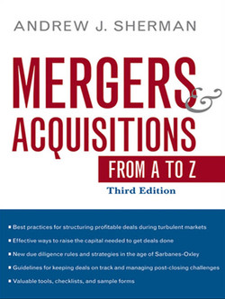 Mergers and Acquisitions from A to Z, 3rd Edition
