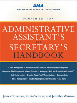 Administrative Assistant's and Secretary's Handbook, 4th Edition