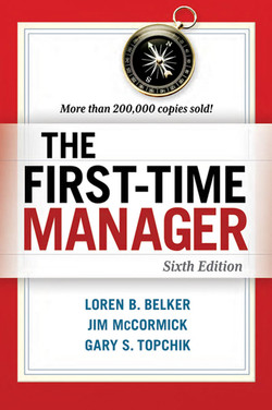 The First-Time Manager, 6th Edition