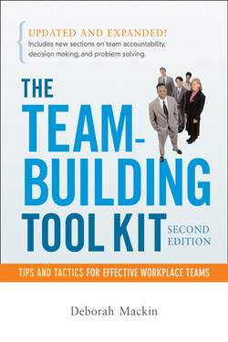 The Team-Building Tool Kit, 2nd Edition