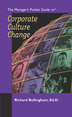 The Manager's Pocket Guide to Corporate Culture Change