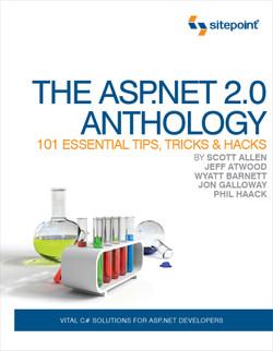 The ASP.NET 2.0 Anthology