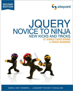 jQuery: Novice to Ninja, 2nd Edition