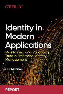 Identity in Modern Applications