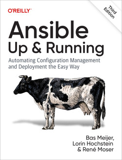 Ansible: Up and Running, 3rd Edition