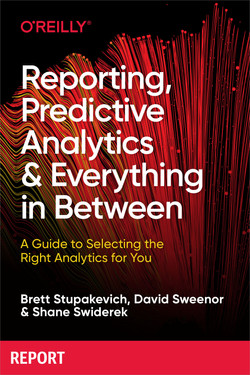 Reporting, Predictive Analytics, and Everything in Between