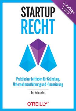 Startup-Recht, 2nd Edition