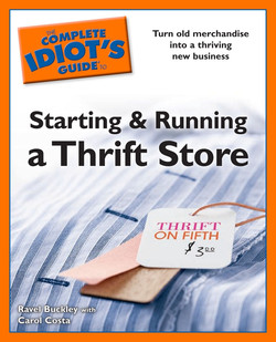 The Complete Idiot's Guides to Starting and Running a Thrift Store