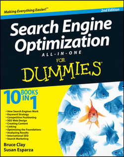 Search Engine Optimization All-in-One For Dummies®, 2nd Edition
