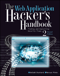 The Web Application Hacker's Handbook, 2nd Edition