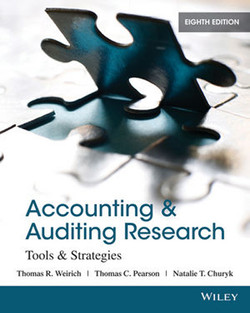 Accounting and Auditing Research: Tools and Strategies, 8th Edition
