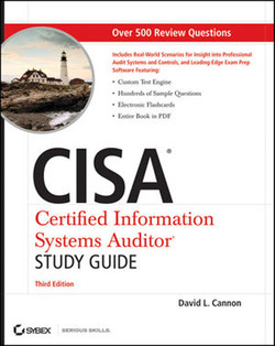 CISA® Certified Information Systems Auditor®: Study Guide, Third Edition