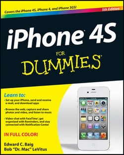 iPhone® 4S For Dummies®, 5th Edition