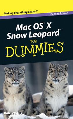Mac OS® X Snow Leopard® For Dummies®, Pocket Edition
