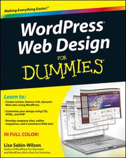 WordPress® Web Design For Dummies®