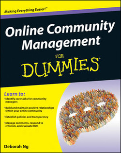 Online Community Management For Dummies®