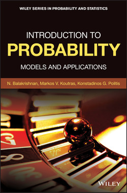 Introduction to Probability.