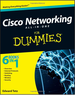 Cisco® Networking All-in-One For Dummies®