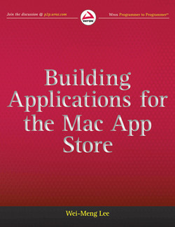 Building Applications for the Mac App Store