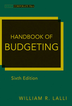 Handbook of Budgeting, 6th Edition