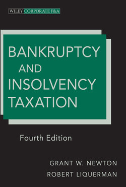 Bankruptcy and Insolvency Taxation, 4th Edition