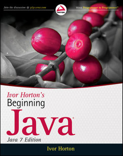 Ivor Horton's Beginning Java®, Java 7 Edition
