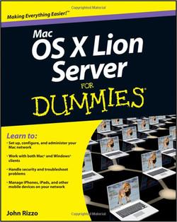 Mac OS X Lion Server For Dummies®