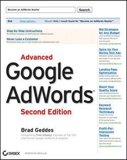 Advanced Google AdWords, 2nd Edition