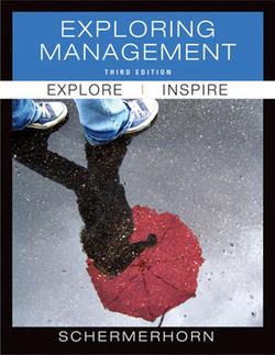 Exploring Management, Third Edition