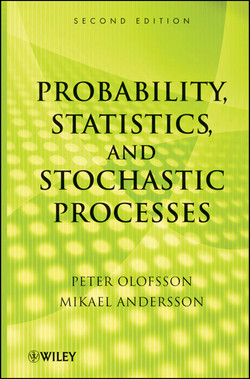 Probability, Statistics, and Stochastic Processes, 2nd Edition