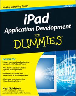 iPad Application Development For Dummies, 3rd Edition