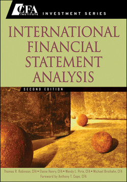 International Financial Statement Analysis, 2nd Edition